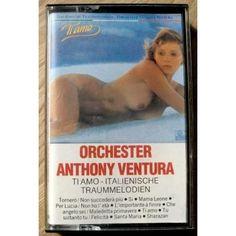 Orchester Anthony Ventura: Ti Amo  audio tape