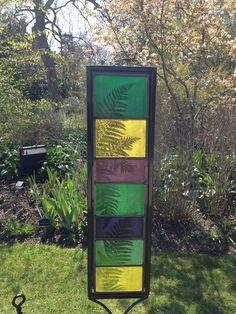 Good Amanda Seljubac Stained Glass   Garden Panels