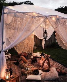 home exterior exotic exteriors nontraditional living bohemian home boho life aw. Diy Camping, Backyard Camping, Camping Glamping, Pergola, Backyard Gazebo, Backyard Ideas, One With Nature, Boho Life, Bohemian Living