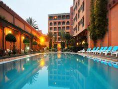 Hotel Diwan w Marrakeszu. Zobacz terminy i ceny: http://www.traveliada.pl/wczasy/hid,10856/