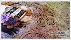 Manos y Mente Art Journaling y mixed media: Art Journal: Sueña, pero actúa