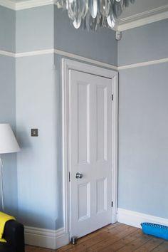 Our Edwardian Door Restoration Bedroom Door Handles, Bedroom Doors, Master Bedroom, Bedroom Decor For Teen Girls, Girl Bedroom Designs, Bedroom Ideas, Neutral Bedrooms, Luxurious Bedrooms, Cottage Living Rooms