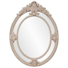 Howard Elliott Penelope 39 x 52 Wall Mirror