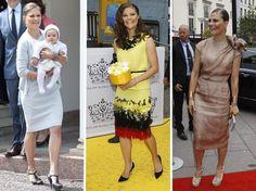 Máxima compite en estilo con las demás princesas europeas - Terra Argentina