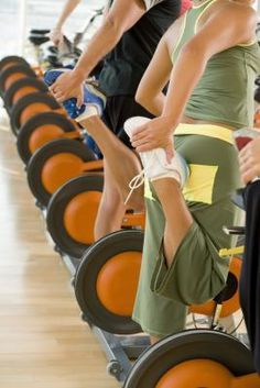 Indoor Cycling Routines   LIVESTRONG.COM