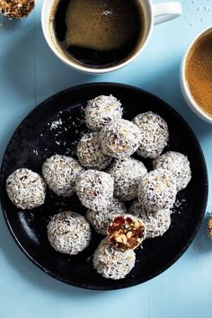 3 Healthy Diabetic Snacks You'll Love Diabetic Snacks, Healthy Snacks For Diabetics, Healthy Meals For Kids, Paleo Sweets, Raw Desserts, Healthy Desserts, Christmas Snacks, Christmas Baking, Homemade Sweets