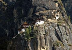 Paro Taktsang: The Tiger's Nest Monastery | Atlas Obscura