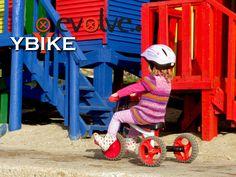 YBIKE EVOLVE 3-IN-1 KIDS TRIKE-BIKE by Gregg Adelsheimer — Kickstarter