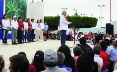 La Jornada Veracruz | Faltan 15 meses para que termine pesadilla en estado y país: AMLO