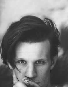 Love me some matt smith, and his hair. From the archives of the Timelords,Whovians,BBC and Tumblr fans