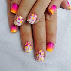 Instagram photo by   hannvjk  #nail #nails #nailart