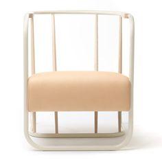 Glen Baghurst's debut furniture range fuses cultural influences.