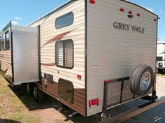 2016 New Forest River Cherokee Grey Wolf 26DBH Travel Trailer in Georgia GA.Recreational Vehicle, rv, Email or call us toll-free at (866) 843-8319 for discounted prices or answer to questions! What are you waiting for?