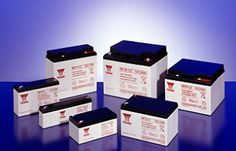 Batteries from IPE Srl, Italy