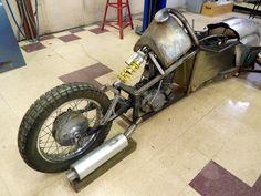 reverse trike mtb | Motorcycle Trike Building Plans