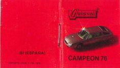 Guisval katalógus 1976 - Retro játékmúzeum Retro Games, Toys, Blog, Champs, Blogging, Gaming, Games, Toy