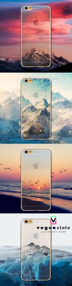 Beautiful Landscapes iPhone Cases