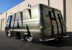 Cool Van Wrap