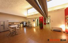 Coworking Space - Idea Factory, Milano, Italy