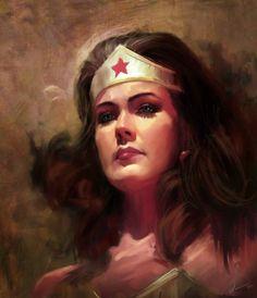 Linda Carter's Wonder Woman