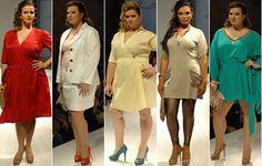 Las grandes tendencias de tamaños de la Moda para el invierno 2013