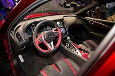 Infiniti Q50 Eau Rouge new