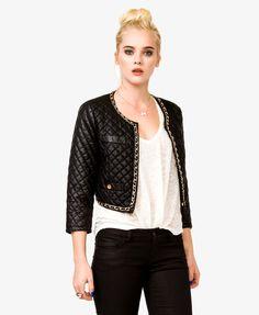 miglior servizio 98a78 6f4e2 48 fantastiche immagini su giacca Chanel outfit   Giacca ...