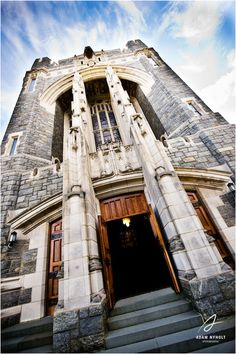Chapel. Michelle and Brian's Wedding – West Point, NY : Adam Nyholt, Photographer