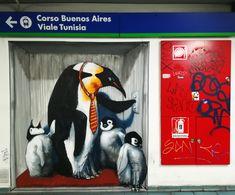 La Street Art a Milano - MilanoArte Museum Of Modern Art, Batman, Superhero, Tags, Wallpaper, Quotes, Fictional Characters, Poster, Murals