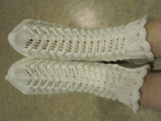 IdeaLaari - Woollen socks fit for a Princess :)