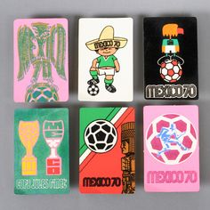 México 1970 Soccer World Cup by Javier Garcia Design