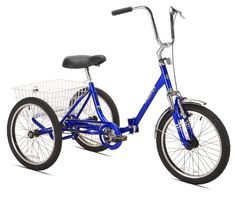 Westport Adult Folding Tricycle