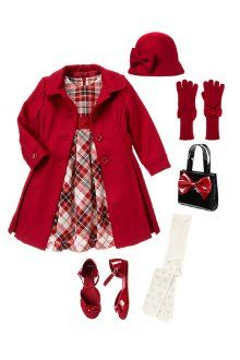 4182561639d6 Holiday Memories...would be really cute for Christmas!! Toddler Girl  Christmas