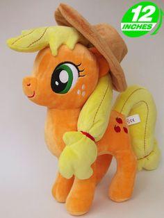 My Little Pony Applejack Plush Doll Knockoff plush