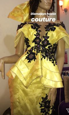 Baby Nike Shoes, African Wedding Attire, African Tops, Africa Dress, Latest African Fashion Dresses, Couture Fashion, Peplum Dress, Womens Fashion, Outfits