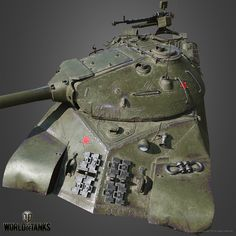 https://www.artstation.com/artwork/is3-world-of-tanks