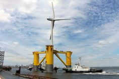 Floating Offshore Wind Turbines Could Drive Japan's Renewable Energy Future