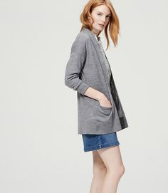 Primary Image of Relaxed Cardigan