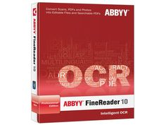 Abbyy FineReader 10 review | Abbyy FineReader 10 digitises the printed page Reviews | TechRadar