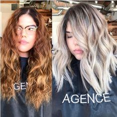 From Brassy Red To Rooty Blonde In Just One Session - Behindthechair.com