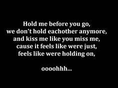 James Arthur - Hold on with lyrics.