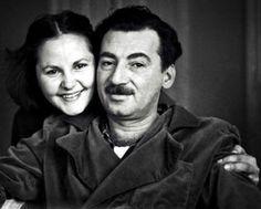 Zélia Gatai e Gorge Amado  http://revistaraiz.uol.com.br/portal/images/stories/zelia.jpg