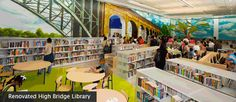 Reimagining the Library for the Future