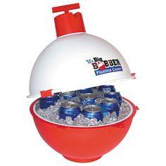 Byers The Big Bobber Cooler - Mills Fleet Farm Gifts For Father, Fathers Day, Floating Cooler, Cooler Reviews, Coule, Office Themes, Fish Camp, Latest Gadgets, Gadget Gifts