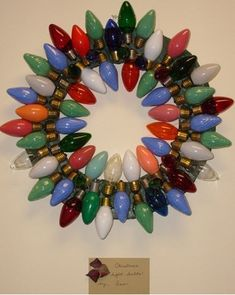 10 Ways to Recycle Christmas Lights