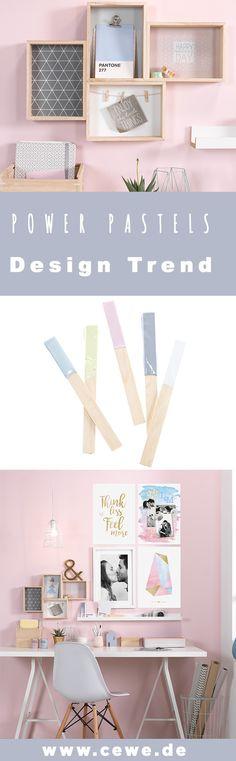 EinrichtungTrendfarbe Pastell Pastelltöne finden sich mittlerweile