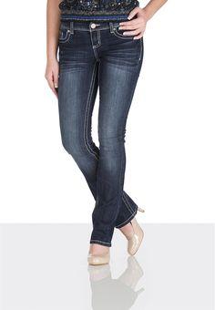 Ellie Dark Wash Jeans