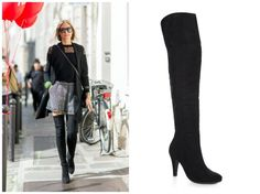 shorts   overknee boots looking fancy - Olivia Palermo Olivia Palermo,  Hübsche Frau, Über 67e5959026