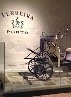 Ferreira Porto wine cellar - Portugal