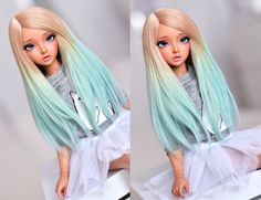 Tags: ta bjd minifee mnf celine doll alpaca wig fairyland moe tan Shes cuuuutttteee - Salvabrani Anime Dolls, Ooak Dolls, Barbie Dolls, Custom Monster High Dolls, Custom Dolls, Dolly Fashion, Fashion Dolls, Pretty Dolls, Beautiful Dolls